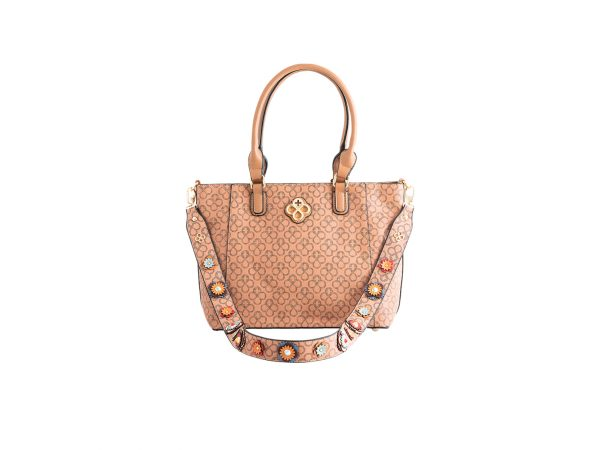 JI A004 CHOCOLATE LATTE BOLSO